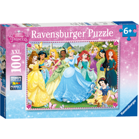Ravensburger Disney Princess Style 1 XXL Puzzle - 100 Pieces - Ravensburger Gifts