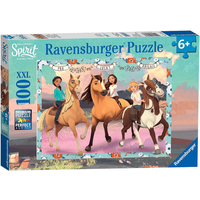 Ravensburger Spirit -100 Pieces Puzzle