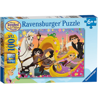 Ravensburger Disney Tangled XXL Jigsaw Puzzle - 100 Pieces - Tangled Gifts