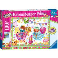 Ravensburger Shopkins XXL Puzzle - 100 Pieces - Ravensburger Gifts