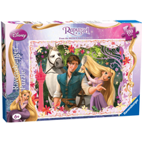 Ravensburger Disney Rapunzel XXL Puzzle - 100 Pieces - Ravensburger Gifts