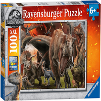 Ravensburger Jurassic World: Fallen Kingdom XXL Puzzle - 100pc - The Entertainer Gifts
