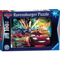 Ravensburger Disney Cars Neon XXL Puzzle - 100 Pieces - Ravensburger Gifts