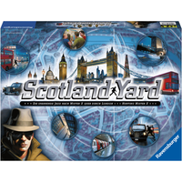 Ravensburger Scotland Yard Game - Ravensburger Gifts