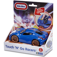 Little Tikes Touch n Go Racer Vehicle - Blue - Little Tikes Gifts