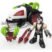 Fisher-Price Imaginext DC Super Friends - Bane Battle Sled - Fisher Price Gifts