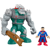 Fisher-Price Imaginext DC Super Friends - Doomsday & Superman - Fisher Price Gifts