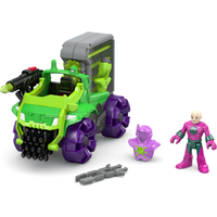 Fisher-Price Imaginext DC Super Friends - Lex Luthor Hauler Vehicle - Fisher Price Gifts