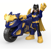 Fisher-Price Imaginext DC Super Friends - Batgirl with Batcycle - Fisher Price Gifts