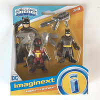 Fisher-Price Imaginext DC Super Friends - Firefly and Batman Figures - Batman Gifts