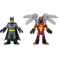 Fisher-Price Imaginext DC Super Friends - Firefly and Batman Figures