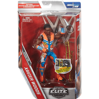 WWE Elite Collection Action Figure - Xavier Woods - Wwe Gifts