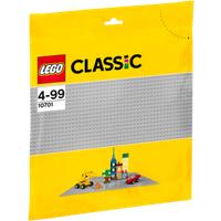 LEGO Classic Grey Baseplate - 10701