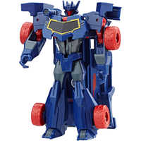 Transformers Robots In Disguise One-Step Changers Soundwave Figure - Transformers Gifts