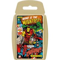 Top Trumps Marvel Comics Retro Cards