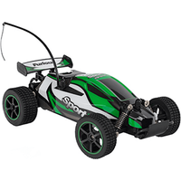 1:22 Mad Runner Remote Control Speed Car - Speed Racing Sport Green - Remote Control Gifts