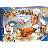 Ravensburger Bugs in the Kitchen Game - Ravensburger Gifts