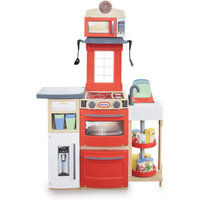 Little Tikes Cook n Store Kitchen Red - Cook Gifts