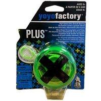 YoYo Factory Plus Yoyo (Styles Vary)