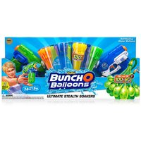 Official Zuru Bunch O Balloons Pack and Blasters - 130 Balloons By ZURU - Balloons Gifts