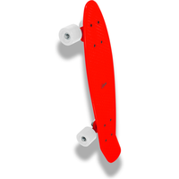 Ozbozz 57cm Plastic Mini Skateboard (Colours Vary) - Skateboard Gifts