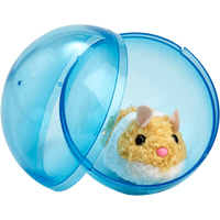 Pitter Patter Pets Busy Little Hamster - Blue