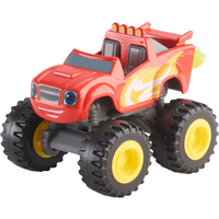 Fisher-Price Blaze and the Monster Machines Die Cast Vehicle - Blazing Speed Blaze - Fisher Price Gifts