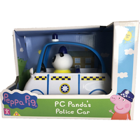 Peppa Pig PC Panda's Police Car - Police Gifts