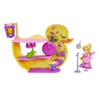 Disney Princess Little Kingdom Mini Doll Set - Rapunzel Dream n' Sing Café - Rapunzel Gifts
