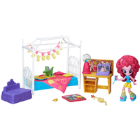 My Little Pony Equestria Girls Minis - Pinkie Pie Bedroom Set - My Little Pony Gifts
