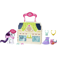 My Little Pony Friendship is Magic - Rarity Dress Shop Playset - My Little Pony Gifts