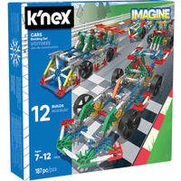 KNex Cars Building Set - Knex Gifts