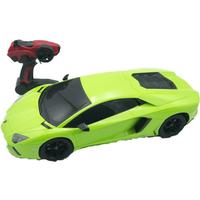 Lamborghini Aventador 1:10 Remote Control Car - Green - Remote Control Gifts