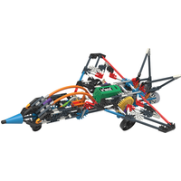 KNex Turbo Jet 2-in-1 Building Set - Knex Gifts