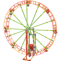 KNEX Revolution Ferris Wheel Building Set - Knex Gifts