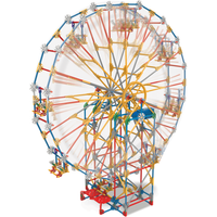 KNEX 3-in-1 Amusement Park Building Set - Knex Gifts