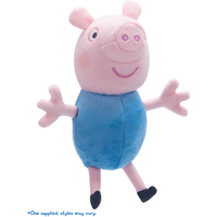 Peppa Pig Collectable Soft Toy - George