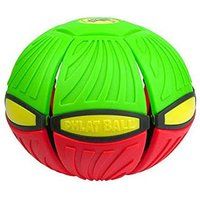 Phlat Ball Flash - Red and Green