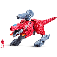 Power Rangers Movie T-Rex Epic Battle Dino Zord with Figure - Power Rangers Gifts