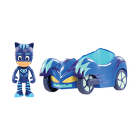 PJ Masks Cat-Car Vehicle with Catboy Figure