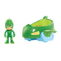 PJ Masks Gekko-Mobile Vehicle with Gekko Figure