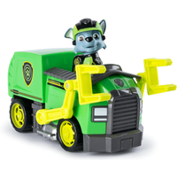 Paw Patrol Mission Paw - Rocky's Mission Recycling Truck - Paw Patrol Gifts
