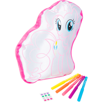 My Little Pony Colour Your Own Cushion - Pinkie Pie - My Little Pony Gifts