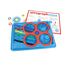 The Original Spirograph Cyclex Spiral Drawing Tool - Drawing Gifts