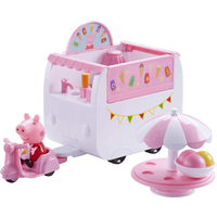 Peppa Pig - Peppa's Ice Cream Van - Peppa Pig Gifts