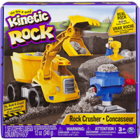 Kinetic Sand Rock Crusher Kit - Rock Gifts