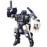 Transformers: The Last Knight Premier Edition Deluxe Figures - Barricade