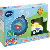 VTech Toot Toot Drivers Remote Control Police Car - Remote Control Gifts