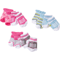 BABY Born Socks 2 pack - Baby Born Gifts