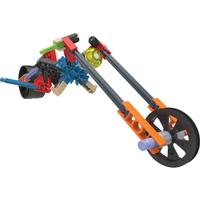 KNEX Starter Vehicle Motorcycle Building Set - Knex Gifts